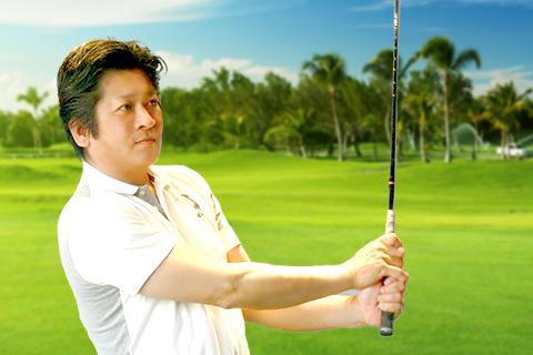 スクエアーゴルフクラブ 水野達夫 Tatsuo Mizuno